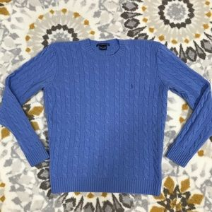Ralph Lauren Sport 100% Wool Sweater